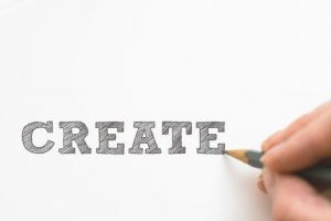 """<img src=""""no-fears-to-create.jpg"""" alt=""""the word create being written in action with pencil"""">"""